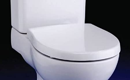 square toilet seat uk. Ideal Standard E303401 White Create Edge Square Toilet Seat And Cover