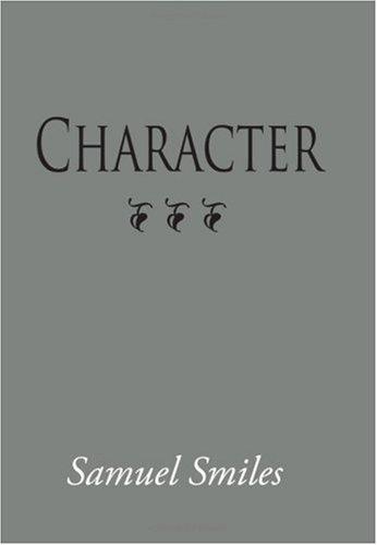 Read Online Character ebook