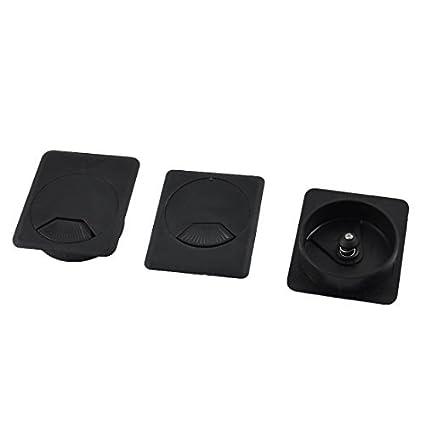 Amazon.com: DealMux plástico mesa de escritório Retângulo ...