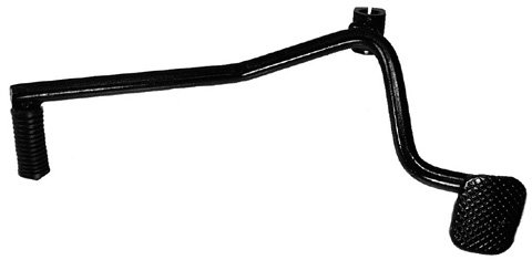 - Emgo Toe Heel Shift Lever Honda Trx 300 Atv 83-88048