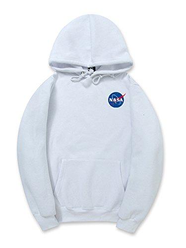 Pxmoda Mens Hip Hop Fashion Letter Print Hoodie Sweatshirt Pullovers