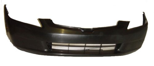 OE Replacement Honda Accord Front Bumper Cover (Partslink Number HO1000210)