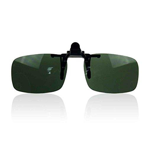 les sur Lunettes Up objectif soleil Flip Meisijia Lunettes lunettes Hommes Femmes conduite clip de de xtSFIq