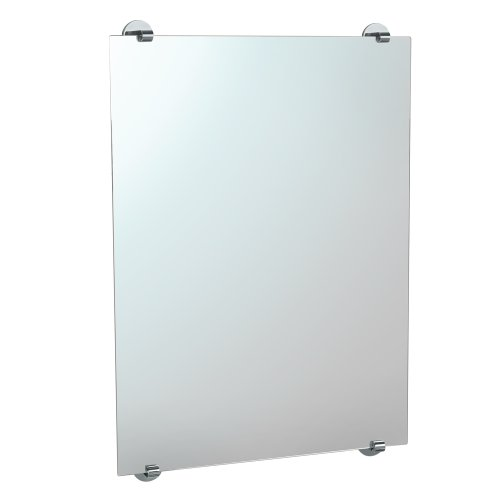 Gatco 1568 Zone Minimalist Mirror, Chrome