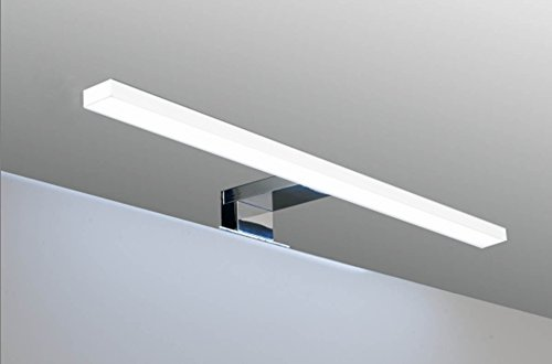 LED Badleuchte Badlampe Spiegellampe Spiegelleuchte Schranklampe Aufbauleuchte ...