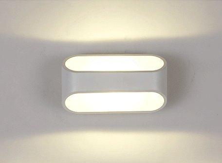 Unimall w lampada da parete illuminazione per interni applique a