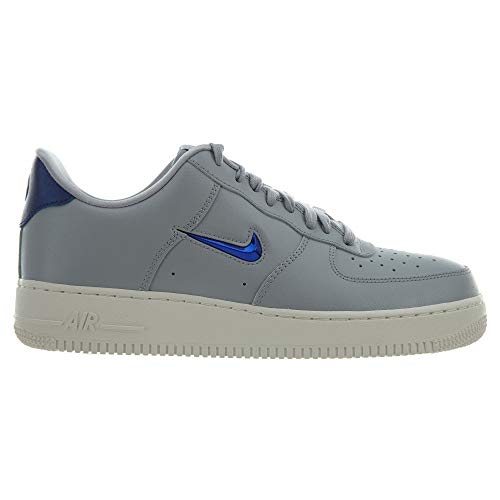 wolf White Blue Lv8 Homme Force Nike '07 Sneakers Basses Royal deep 002 summit Air Grey Lthr Multicolore 1 wvBqgnaq6