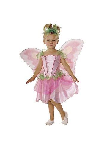 Rubies Springtime Fairy, Pink, Toddler (2-4)