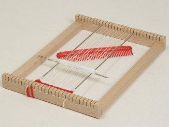 nic - Holzspielzeug 3101 - Webrahmen Lotte