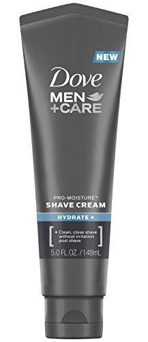 Price comparison product image Dove Men +Care Shave Cream, Hydrate+ Pro Moisture - 5 oz