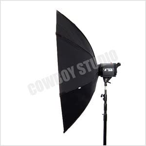 CowboyStudio 69-Inch 170-cm Octagonal Softbox Soft Box with Speedring Speed Ring for Alien bees Alienbees Strobe Light