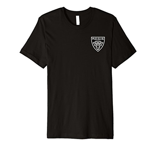 The Tick AEGIS Shield Emblem Pocket Premium T-Shirt