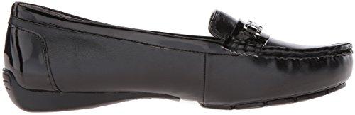 LifeStride Womens Vanity Slip-On Loafer Black P4xqrcQGr2