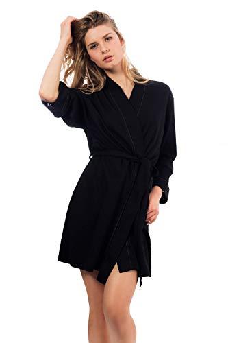 Luxury Cotton Robe - 9