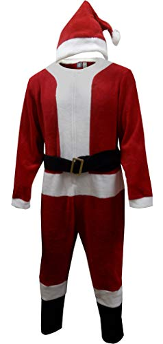 (Briefly Stated Men's Santa Union Suit, Mr. Claus,)