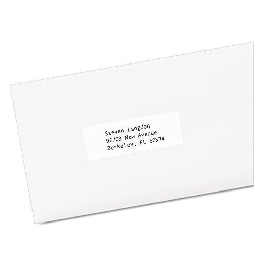 Avery White Copier Mailing Labels (AVE5334)