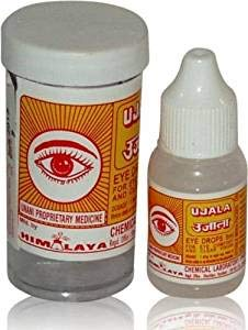 finaldeals 30 X 10 ML UJALA Herbal Eye Drop Effective for Human Eyes,for Any Problem of Eyes