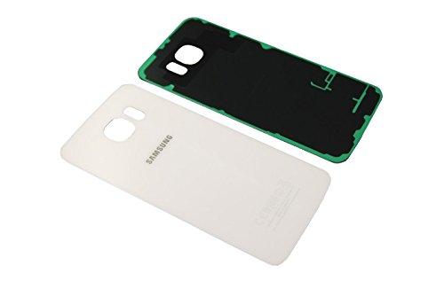 Batería Samsung G920 F Galaxy S6 carcasa para blanco: Amazon ...