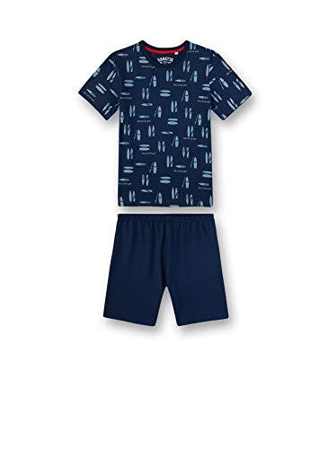 Sanetta Korte pyjama voor jongens