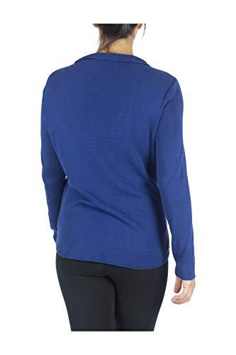 Habitat Clothes Fine Gauge Surplice Button Top by Habitat Clothes (Image #2)
