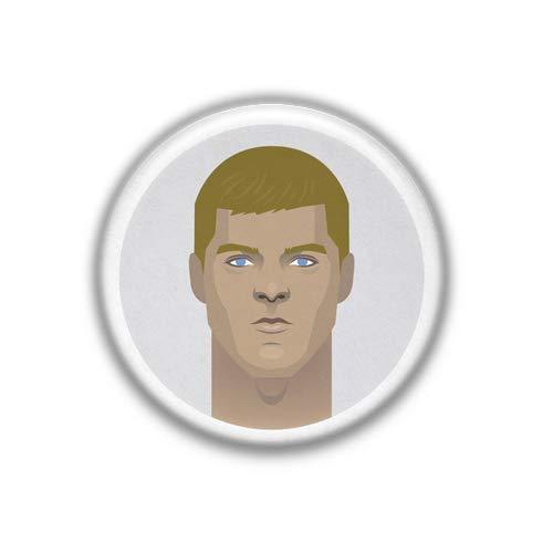Toni Kroos : Football Stars, Pinback Button Badge 1.99 Inch (38mm)
