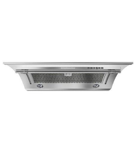 (Kitchenaid KXU2830YSS 30-Inch Specialty Series Slide-Out Ventilation)