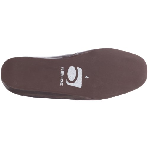 Rohde Damen Odda Slipper Braun (Earth)