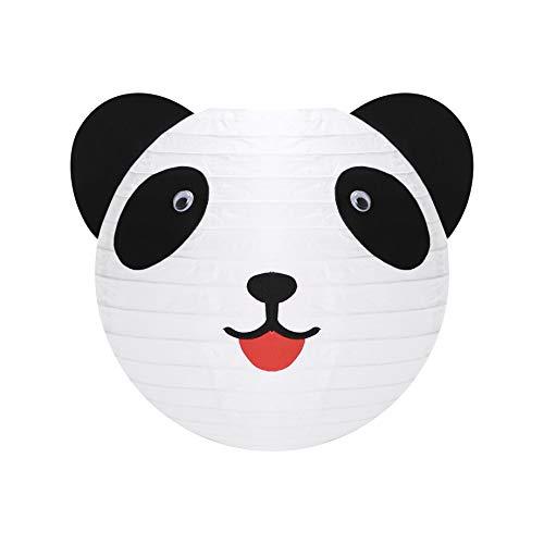 3Pcs Panda Party Decorations-Panda Table Centerpieces Paper Lanterns