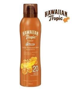 Hawaiian Tropic Carrot Protector Solar Factor Creme ~ SPF 20