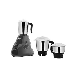 Butterfly Hero 500 – Watt Mixer Grinder With 3 Jars (Grey)