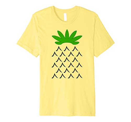 Halloween Pineapple Shirt | Group Matching Creative Costume