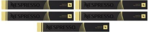 Nespresso OriginalLine: Vanilio, 50 Count