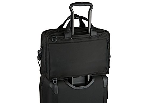 Tumi Alpha 2 3-IN-1 Aktentasche, Schwarz, 26180