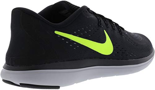 Nike RN Scarpe Flex 2017 da Uomo Fitness Nero rxPzrtEwq