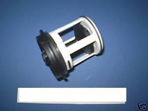 WHIRLPOOL lavadora bomba de desagüe filtro nuevo de piezas de ...