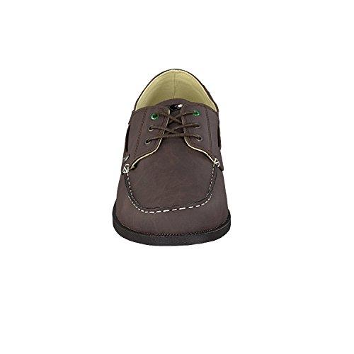 Firetrap - Náuticos para hombre Marrón - marrón