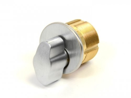 Sargent Locks Mortise (Mortise Thumbturn Cylinder (1~1 1/8) With Turn Knob Mortise Adams Rite, Sargent & Yale Lock Cams by GMS Industries)