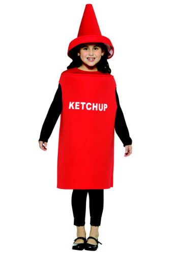 Ketchup Costume -