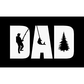 Perfect Joke Father Gift Funny Bumper Sticker WickedGoodz Oval Vinyl Blue Worlds Okayest Dad Decal