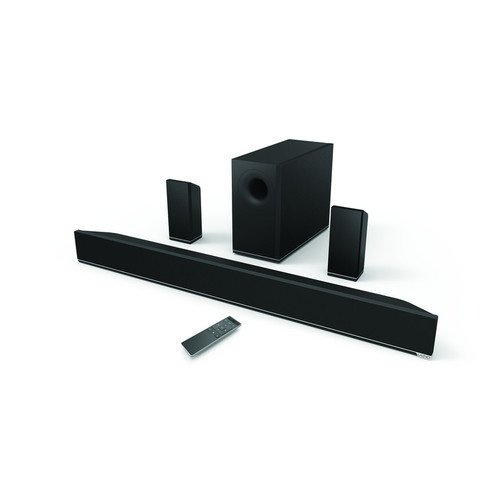 Vizio S3851X-C4 38-inch 5.1 Bluetooth Sound Bar with Rear