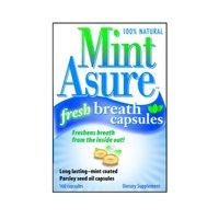 MintAsure Fresh Breath Capsules - Size: 160 Capsules