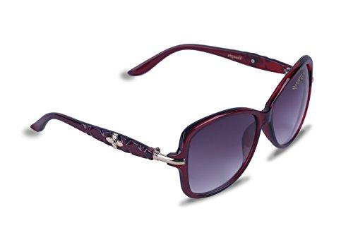 fc842122a6 Vseegrs Sunglassess for Women Anti-UV Oversized Eyewear Retro Girls Sun  Glasses
