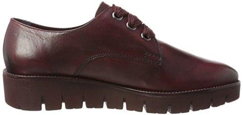 Tamaris Damen 23727 Sneaker Rot (bordeaux)