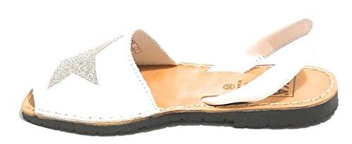 Women's Fashion Bianco Sandals Ska White RdwSRf
