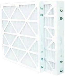 16 x 20 x 2 Merv 8 Furnace Filter (12 Pack)