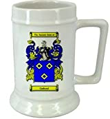 Gatheral Family Crest Stein / Gatheral Coat of Arms Stein