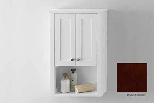 RONBOW ESSENTIALS Overjohn 19 Inch Bathroom Wall Cabinet with Soft Close Doors -