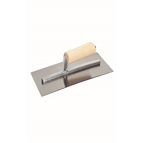 Stainless Steel 15-121 Curved Drywall Trowel