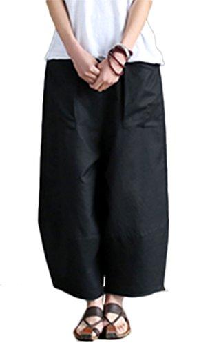 6 Pocket Capri Pants - 9