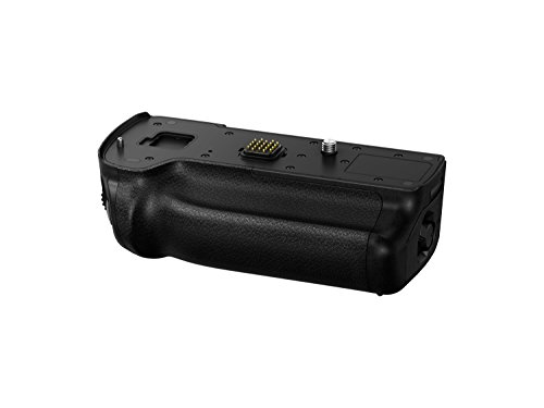 Panasonic LUMIX GH5 Battery Grip, Black (DMW-BGGH5) from Panasonic